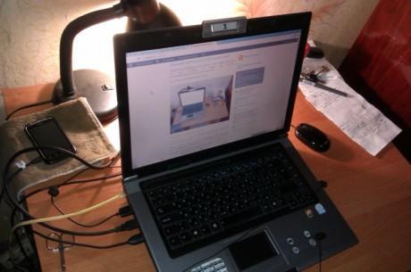 мое рабочее место — 1 марта 2012